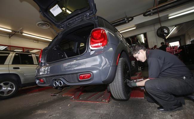 2019: les pneus d'hiver posés plus tôt
