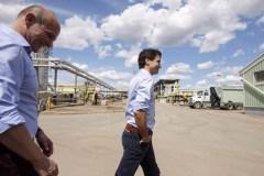 Oléoducs: Trudeau promet d'éviter un autre Trans Mountain