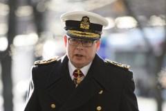 Des militaires ont oblitéré le nom de Mark Norman