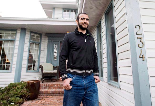 Omar Khadr demande au tribunal plus de liberté
