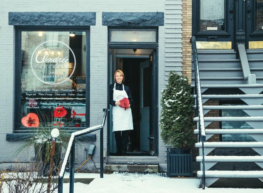 Chocolats Andrée, institution dans le Mile-End, doit fermer ses portes