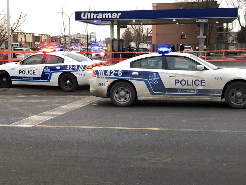 Un homme abattu à Saint-Léonard