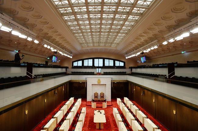 Le Sénat déménage dans l'ancienne gare Union à Ottawa