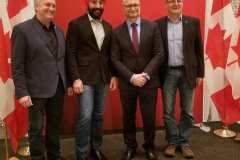Élections fédérales: David Lametti se représente dans LaSalle-Émard-Verdun