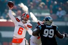 Les Browns défont les Panthers 26-20