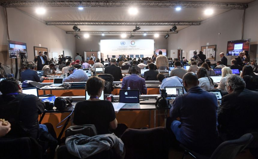 Le Pacte mondial pour des migrations adopté à Marrakech