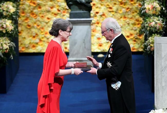 Une Canadienne parmi les lauréates du prix Nobel de physique