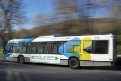 Cinq blessés dans une collision entre deux autobus de la STM