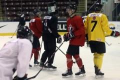 CMJ: le Canada tient un premier entraînement