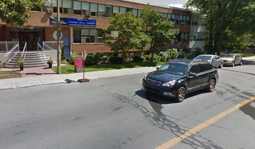 Agrandissement en vue à l'école St-Georges de Montréal