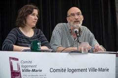 2500 logements sociaux réclamés dans Ville-Marie au cours des 5 prochaines années