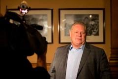 Ford menace de boycotter la rencontre de Montréal