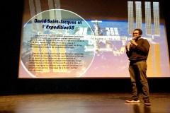 David Saint-Jacques : le Collège Maisonneuve salue «son» astronaute