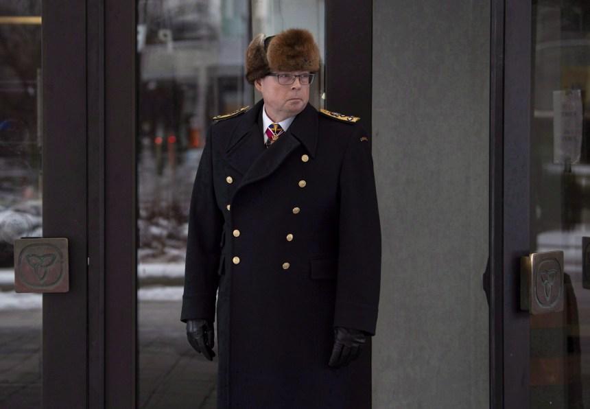 Affaire Norman: Ottawa laisse la cour trancher au sujet des secrets du cabinet