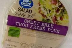 Bactérie Listeria: rappel de plusieurs «Salad Shake Ups» de marque Eat Smart