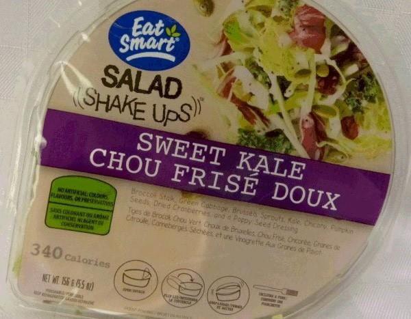 Bactérie Listeria: rappel d'une salade de chou frisé