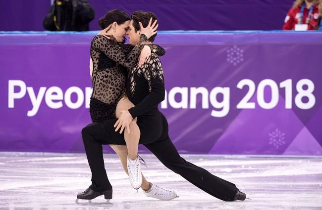 Google 2018: Hubert Lenoir et Tessa Virtue en bonne place