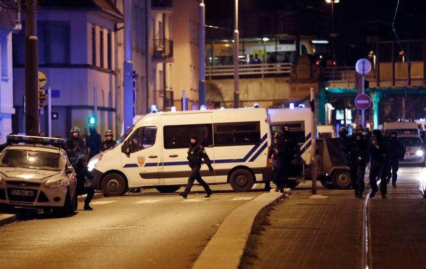 Strasbourg: le suspect est abattu