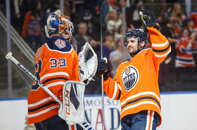 Les Oilers s'amusent contre le Wild