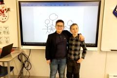 Douze nouvelles classes à l'école Guillaume-Couture