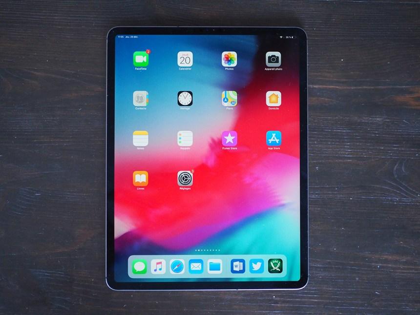 Essai de l'iPad Pro (2018) en 5 questions