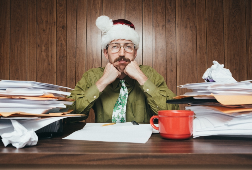 Joyeux Noël au boulot
