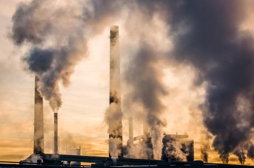 Loin des objectifs climat, les émissions de CO2 «dérapent»