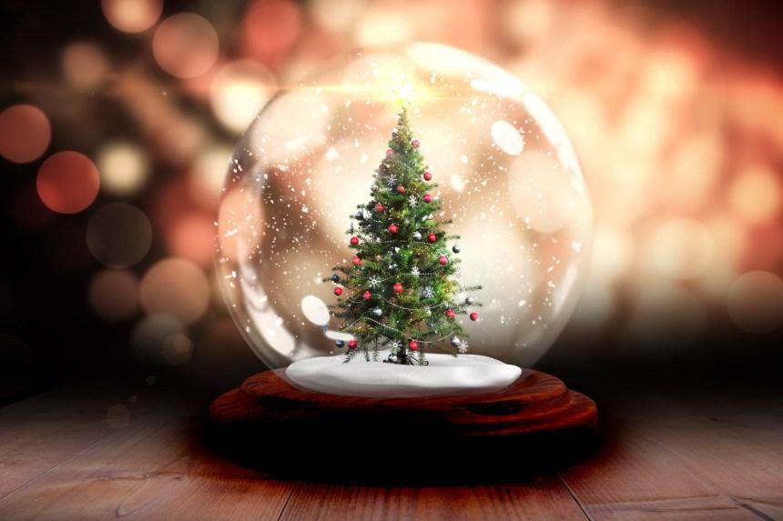 Magasinage sur le pouce pour Noël