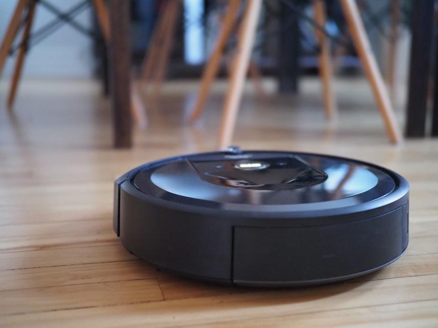 Le Roomba i7+: l'aspirateur de l'avenir, dès aujourd'hui