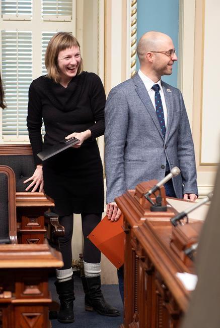 Québec solidaire se fait traiter d'hypocrite