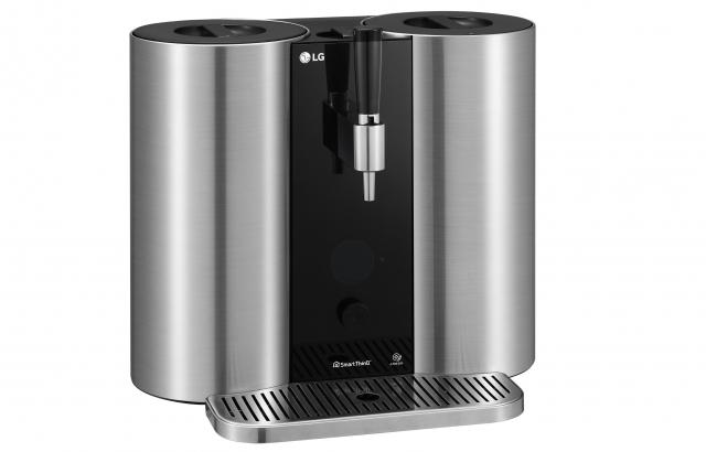 LG va présenter une machine à bière à capsule
