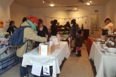 Marché de Noël: cadeaux faits mains à Outremont
