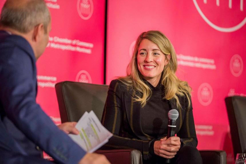 Mélanie Joly veut réfléchir à une taxe Airbnb