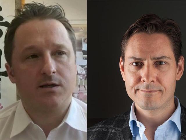 Qui sont les deux Canadiens arrêtés en Chine?