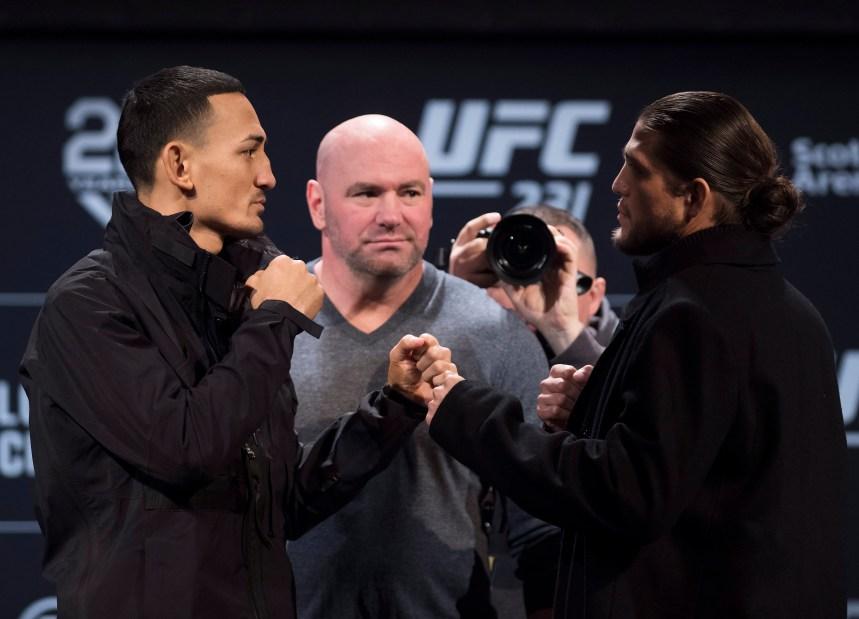 Holloway et Ortega respectent la limite de poids