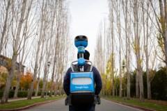 Google présente son nouveau Street View Trekker