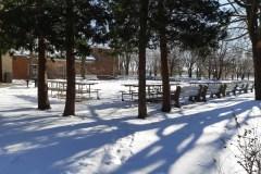 Nouveau terrain multisports au Collège Sainte-Anne
