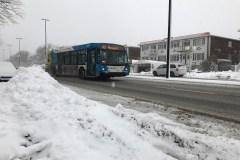 RDP-PAT: la STM réclame 80 000$ pour modifier une voie réservée pour bus