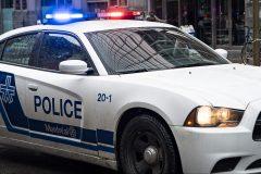 Coups de feu tirés à l'extérieur d'un bar de Montréal: 2 suspects arrêtés