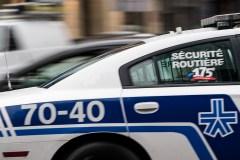Montréal-Nord: intervention policière pour un colis suspect