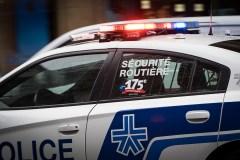Un homme a été blessé par balle lors d'un vol à main armée à Montréal