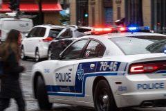 Couvre-feu: la police fouille son sac à lunch