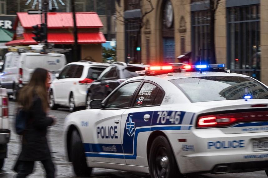 Profilage racial: toujours autant d'interpellations policières, déplorent des organismes montréalais