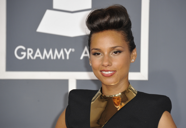 Alicia Keys présentera la prochaine cérémonie des Grammy Awards
