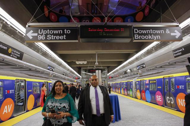 Quinze mois de cauchemar évités sur une ligne très fréquentée du métro de New York