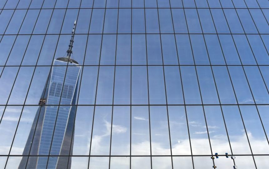 Une œuvre aux couleurs de l'Arabie saoudite retirée du site du World Trade Center