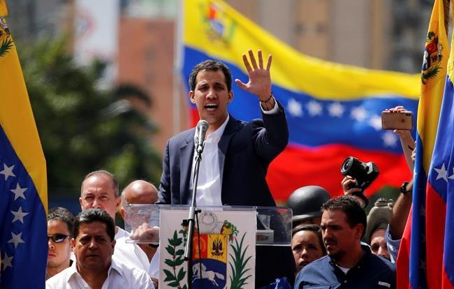 Le Canada appuie le rival de Maduro au Venezuela