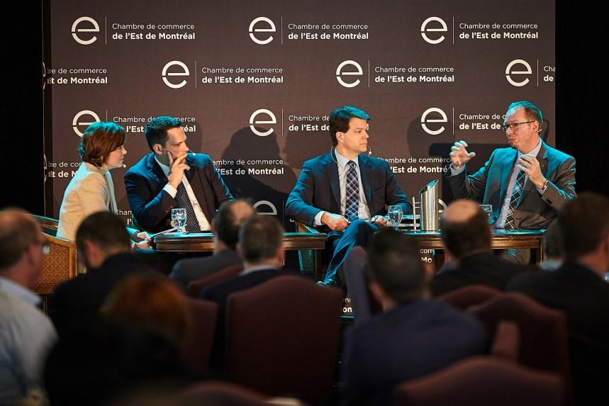 Est de Montréal: situation économique favorable pour les entreprises