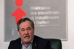 Serge Cadieux quittera la FTQ à la fin de l'année