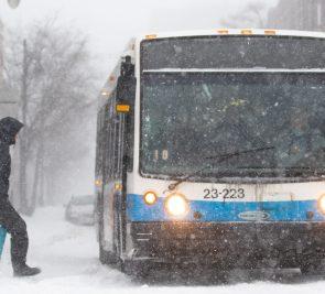 Manque d'autobus: la STM avoue faire face à un «défi colossal»